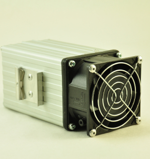 240V, 250W FAN FORCED PTC CONVECTION HEATER Front Facing View